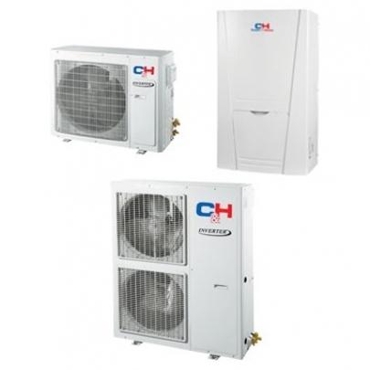 Тепловой насос для отопления и горячего водоснабжения Cooper&Hunter CH-HP8.0SINK2