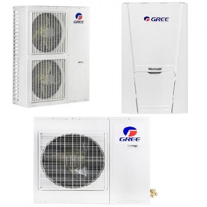 Тепловой насос для отопления и горячего водоснабжения Gree GRS-CQ8.0Pd/NaE-K