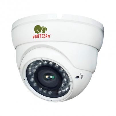 2.0MP AHD Варифокальная камера CDM-VF37H-IR FullHD Kit