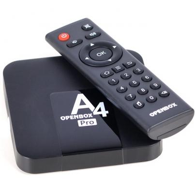 Smart TV приставка Openbox A4 Pro (Amlogic S905W, 2/16GB, Android 7.1)