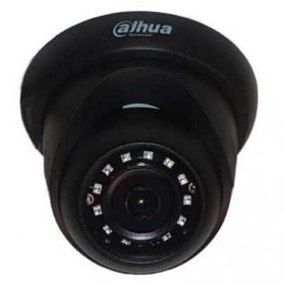 Видеокамера Dahua DH-HAC-HDW1200RP-BE (2.8 мм)