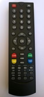 Пульт дистанционного управления для тюнера Tiger 4050/4100/X80 HD