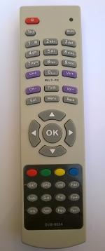 Пульт дистанционного управления для тюнера EUROSKY DVB-8004