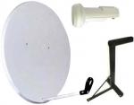 Дополнительная спутниковая антенна