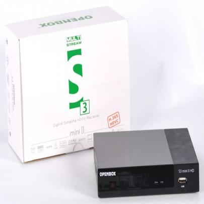 Тюнер Openbox S3 Mini II